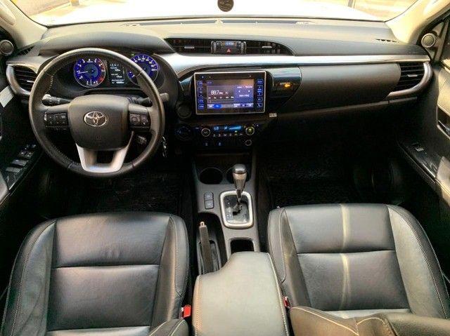 Toyota Hilux SRV 2.7 2018 Flex (81) 3877-8586 (zap) - Foto 5