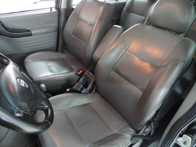 ZAFIRA 2006/2006 2.0 MPFI ELITE 8V FLEX 4P AUTOMÁTICO - Foto 8