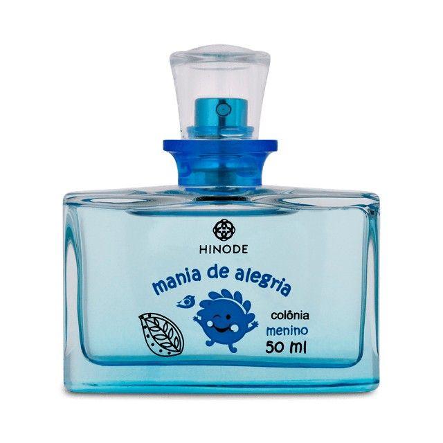 Mania de Alegria Menino Colônia 50ml
