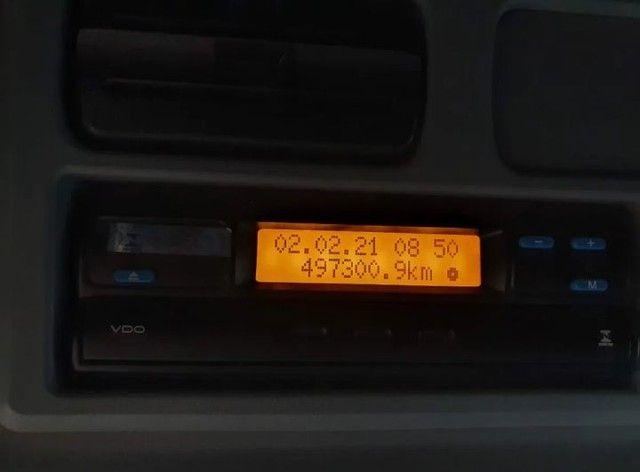 Mercedes-benz Axor 2536 6x2 Ano 2016 Teto Alto - Foto 4