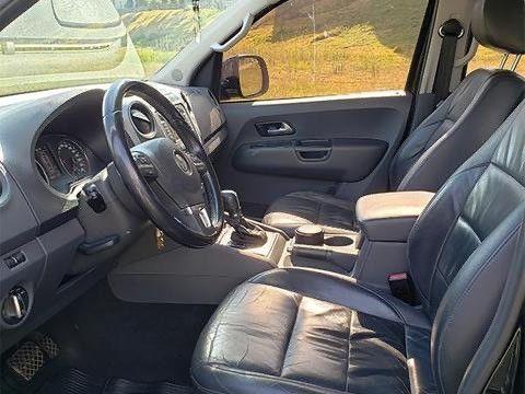 Volkswagen Amarok 2.0 HIGHLINE 4x4 CD 16V INTERCOOLER - Foto 7