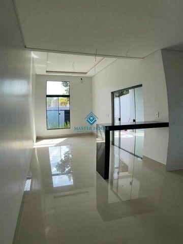 Belíssima Casa Térrea Moderna,Valor R$ 395.000,00, jardim  Mariliza, Goiânia  Há Poucos Mi - Foto 5