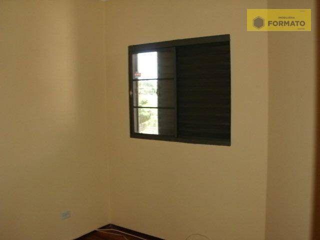 Apartamento para alugar, 84 m² por R$ 800,00/mês - Jardim São Lourenço - Campo Grande/MS - Foto 6