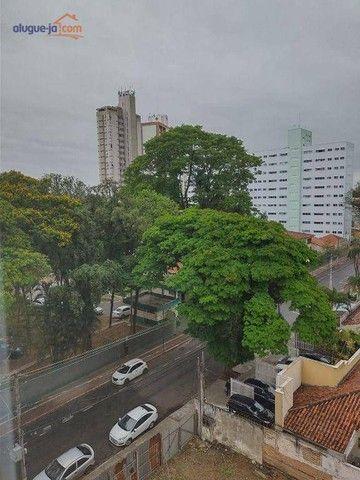 Apartamento com 1 dormitório para alugar, 55 m² por R$ 950,00/mês - Centro - São José dos  - Foto 4