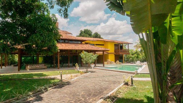 Casa Luxuosa Incrível em Aldeia | Oficial Aldeia Imóveis