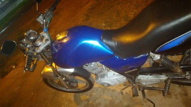 Vendo uma moto Suzuki para interior  - Foto 2