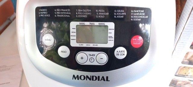 Panificadora automática 110v Mondial - Foto 2