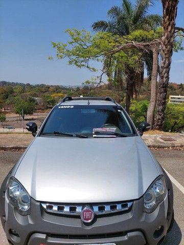 pick-up fiat strada, manual, chave reserva, - Foto 3