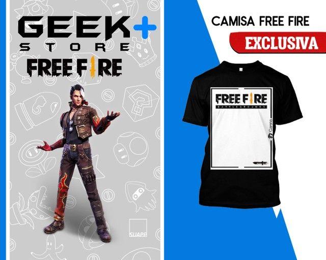 Camisetas de jogos/ filmes/ series - Foto 4