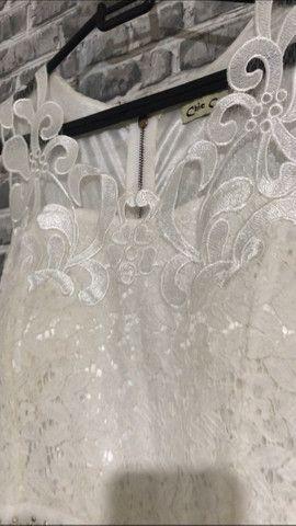 Vestido branco M - Foto 5