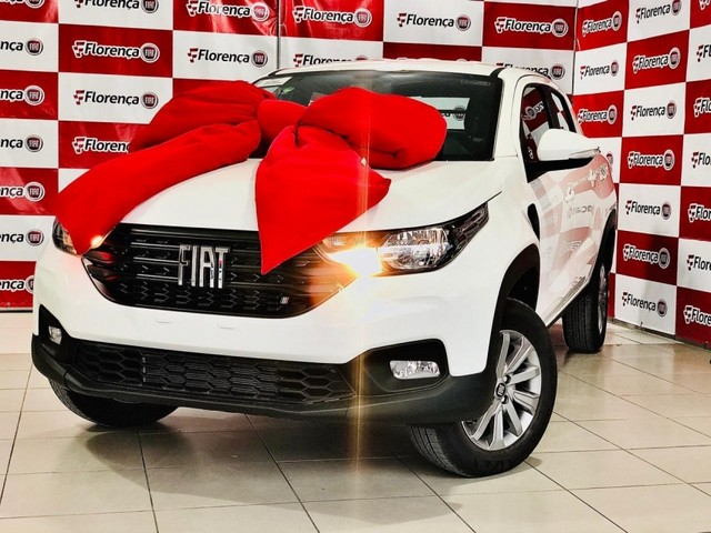 Fiat Strada FREEDOM CD 1.3 FLEX 4P - Foto 4