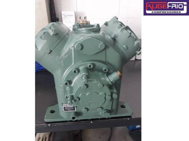 6F50.2 Bitzer - Compressor Remanufaturado - Foto 5
