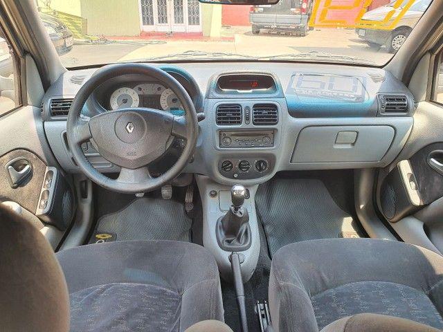 Clio sedan 1.6 FLEX 2009 Completinho  - Foto 14
