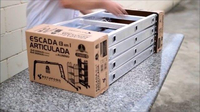 Escada Articulada Botafogo