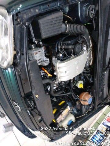 Golf 97 automático 59 mil km originais - Foto 11