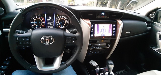 Toyota SW4 2.8 Tdi Srx Diamond 7l 4x4 Aut. 5p 2019 - Foto 9