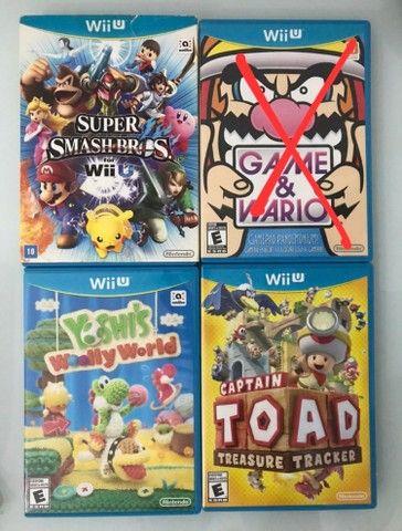 16 jogos pra Nintendo Wii e Wii U Mario Bros - Foto 5