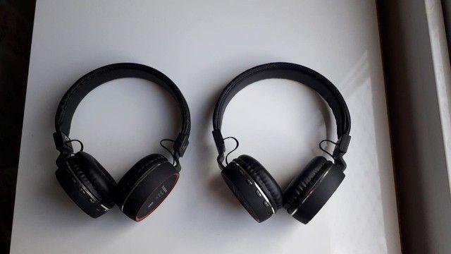 2 Headphones Sem Fio