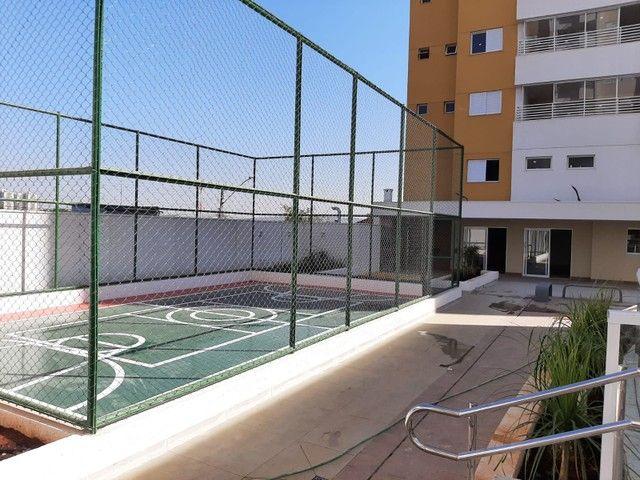 Apartamento com 64 m² sendo 2 quartos no Jardim Europa - Go - Foto 20
