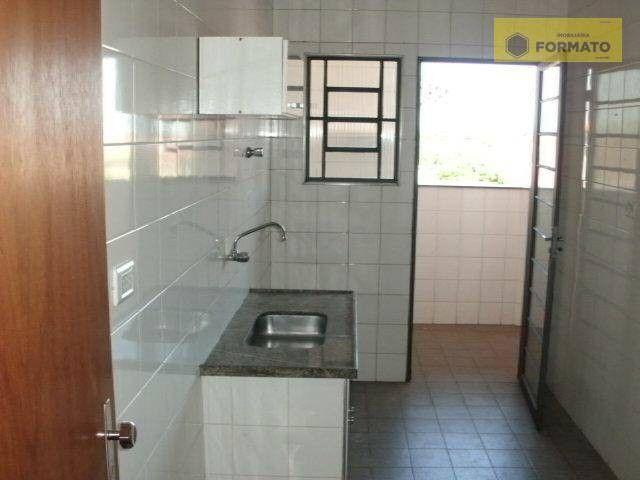 Apartamento para alugar, 84 m² por R$ 800,00/mês - Jardim São Lourenço - Campo Grande/MS - Foto 18