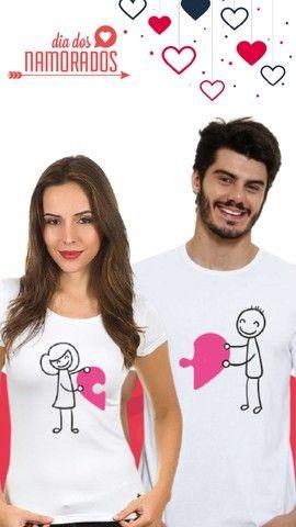 Camisas Personalizadas - Dia dos Namorados - Foto 6