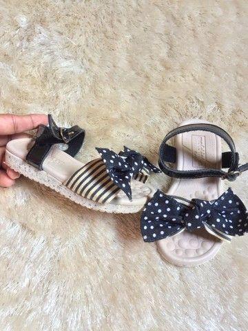 Biquini, roupa e sandalinhas  - Foto 4
