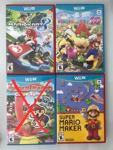 16 jogos pra Nintendo Wii e Wii U Mario Bros - Foto 4
