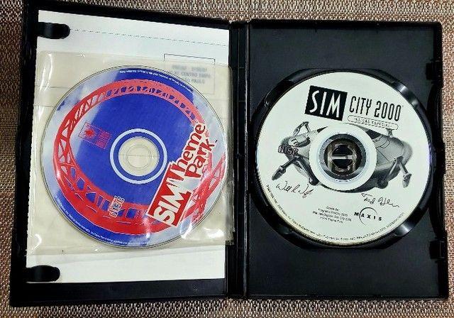 Sim City 2000 + Sim Theme Park PC - Foto 3