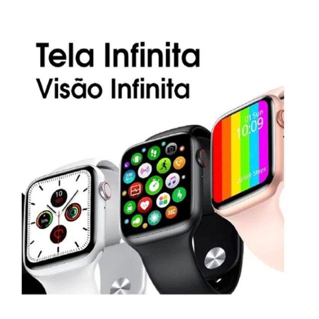 Smartwatch iwo W26 Tela infinita - Original | s/Juros - Foto 4