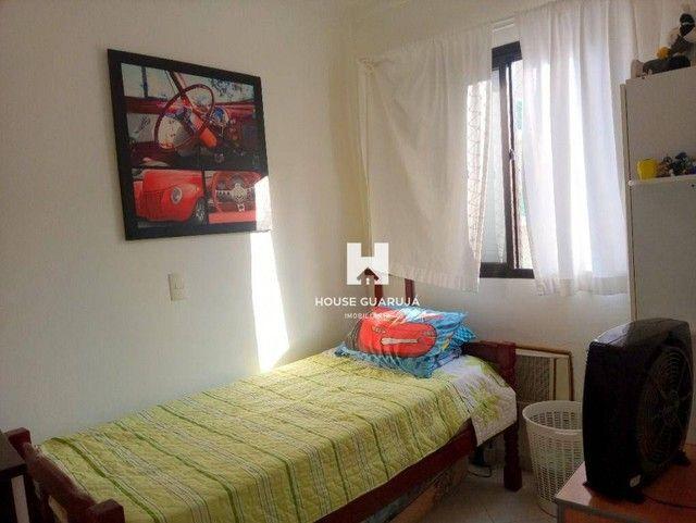 Apartamento com 2 dormitórios à venda, 68 m² por R$ 260.000,00 - Enseada - Guarujá/SP - Foto 7