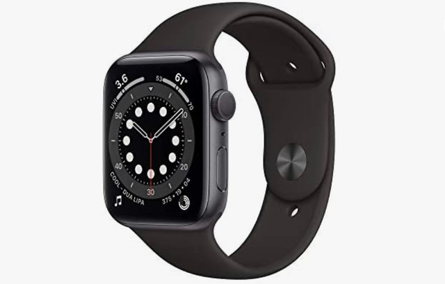 Apple Watch SE 40mm preto GPS