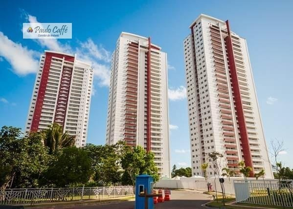 Apartamento Alto Padrão para Venda em Patamares Salvador-BA - 237 - Foto 12