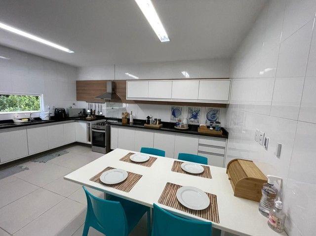 Casa de condomínio para venda possui 450000 metros quadrados com 5 quartos - Foto 11