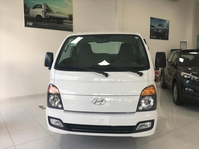 Hyundai hr 2.5 Longo Sem Caçamba 4x2 16v 130cv Tur - Foto 2
