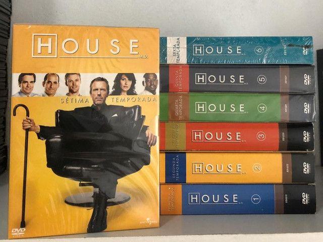 House Todas Temporadas - Todos Boxes Individual
