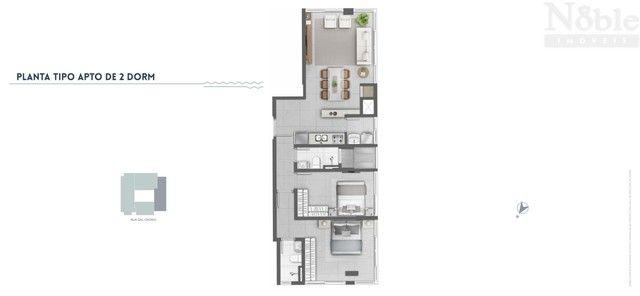 Apartamento 2 dormitórios c/ suíte - Foto 14