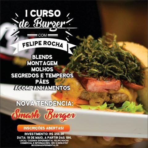 Curso de Hambúrguer em Maracanau