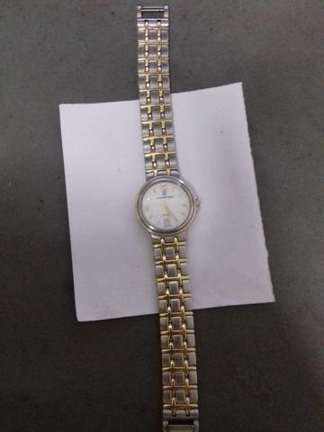 81cf29aab67 Relógio Amsterdam Sauer Quartz - Bijouterias