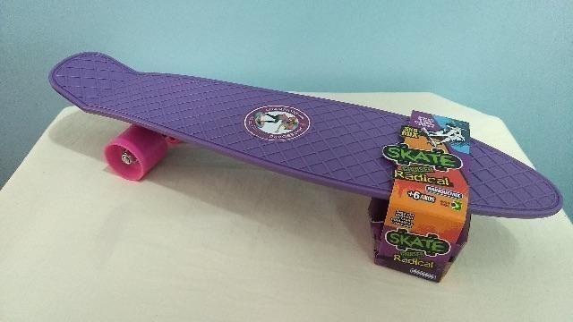 Skate Radical Infantil / Brinquedo Próprio para Crianças