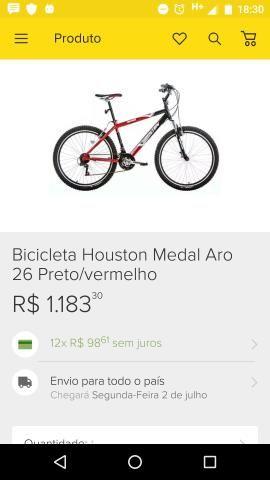Bike vendo