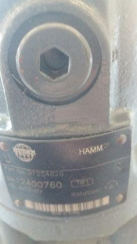 Peças marca Hamm, Rolo Compactador