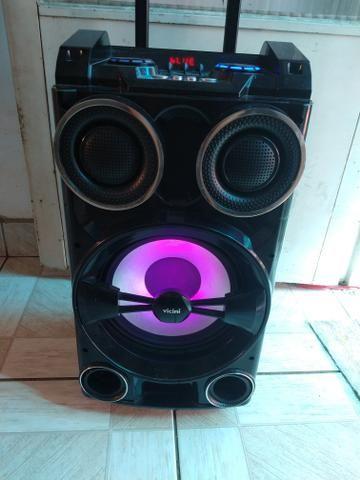 Caixa de Som Acústica Vicini