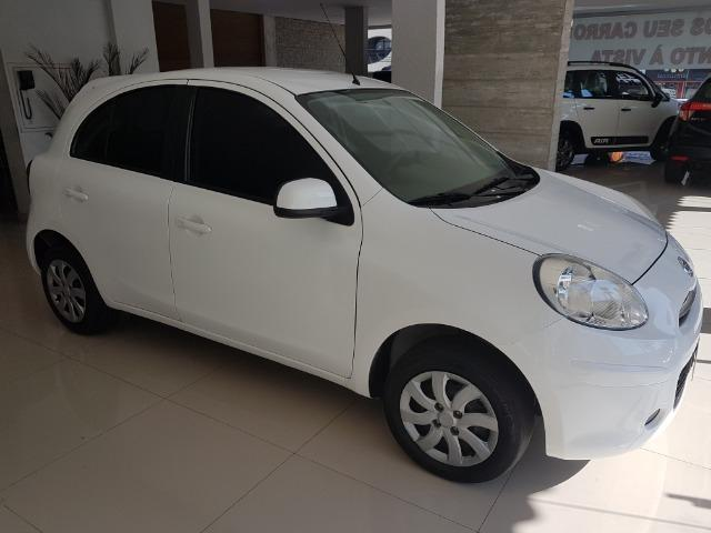 Nissan March 1.0 S 2013/2014 - Foto 4