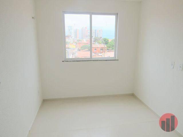 Kitnet com 1 dormitório para alugar, 30 m² por R$ 850/mês - Varjota - Fortaleza/CE - Foto 4