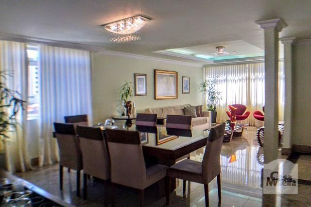 Apartamento à venda com 4 dormitórios em Grajaú, Belo horizonte cod:250070 - Foto 2