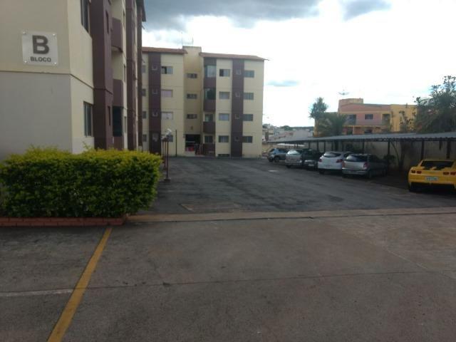 Apartamento no Condominio e Residencial Porto Belo No Setor Caldas Oeste em Caldas Novas - Foto 3