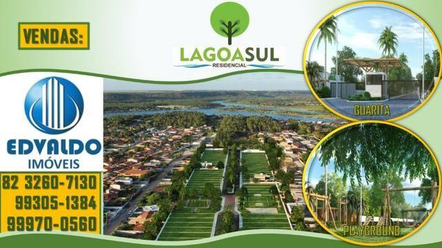 Lançamento - Lotes -60 Meses para pagar - Residencial Lagoa Sul- Massagueira - Foto 2