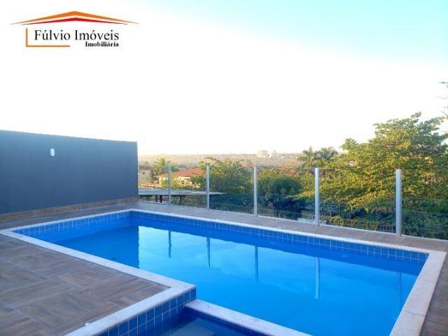 Maravilhosa casa aos pés do Park Way, 3 quartos, churrasqueira e piscina! - Foto 14