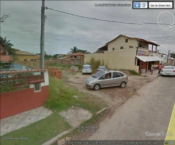 Terreno Boqueirão, Saquarema
