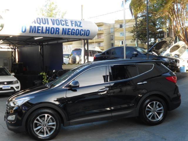 Hyundai Santa Fe 3.3 4X4 V6 Automático 4Wd - Foto 8